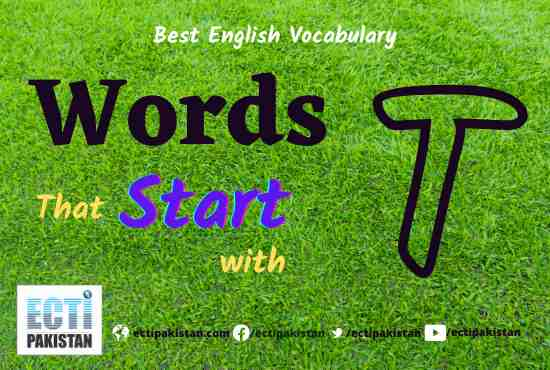 Words Start with T